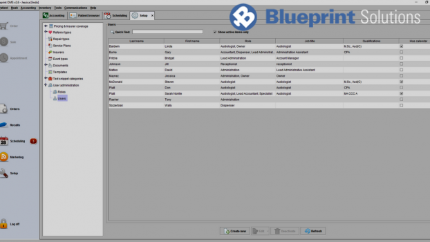 Tutorials blueprint solutions 4 user administration malvernweather